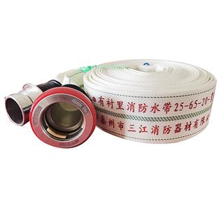 25-65-20超輕浮力消防水帶聚氨酯聚乙烯纖維絲
