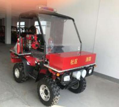250四輪消防摩托車(手抬泵)